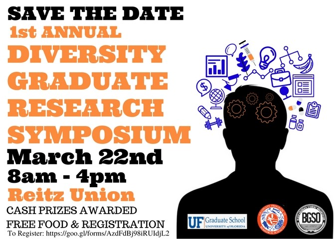 Save the Date: Diversity Research Symposium » Graduate Program in ...