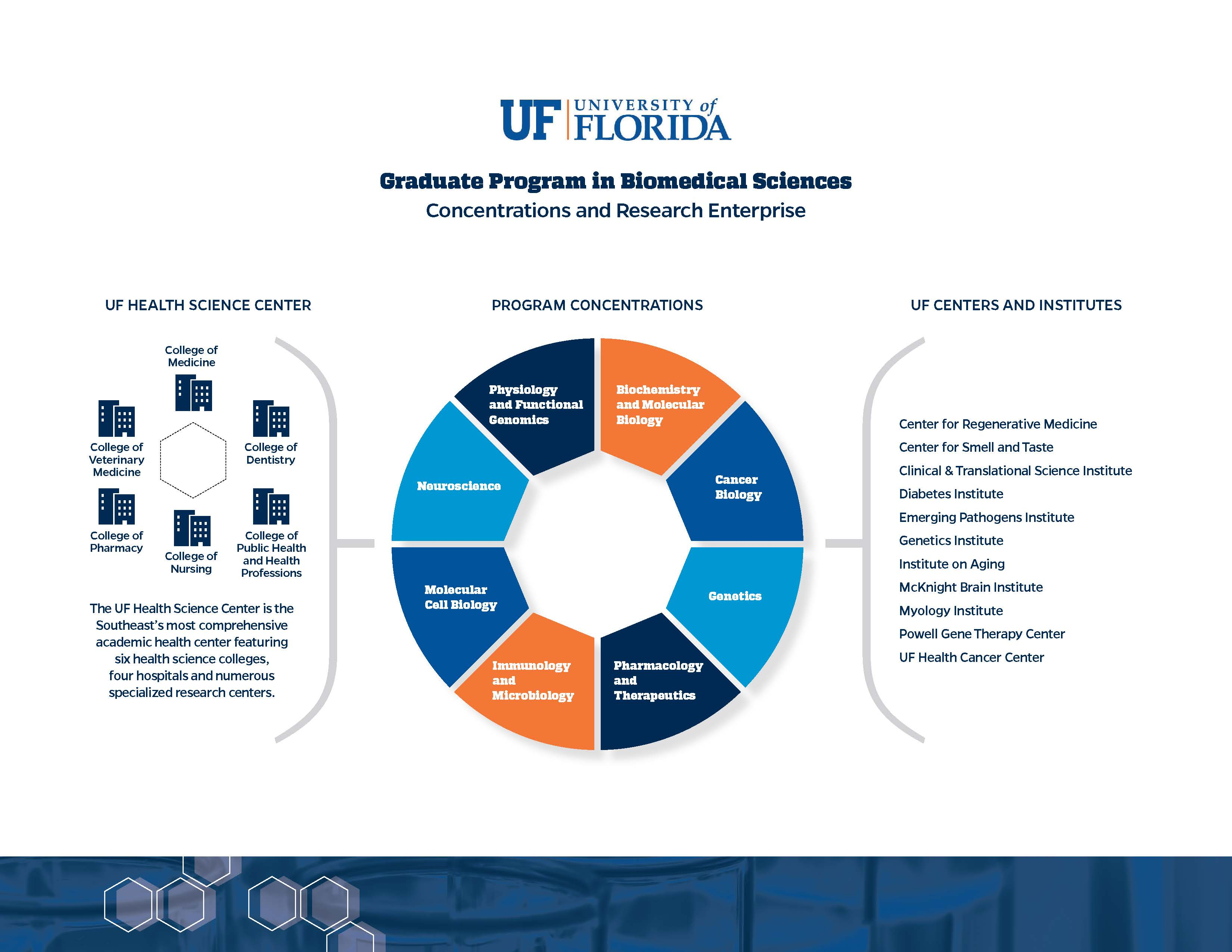 programs  u00bb graduate program in biomedical sciences  u00bb college of medicine  u00bb university of florida