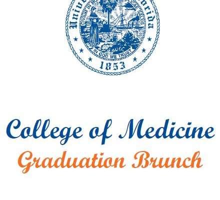 Spring 2019 Graduation Brunch Flyer