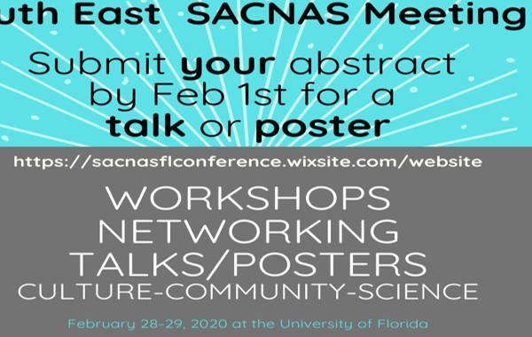 SACNAS Abstract Submission 2-1-2020